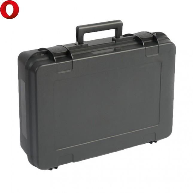 Кейс пластиковый PLASTON C120, чёрный