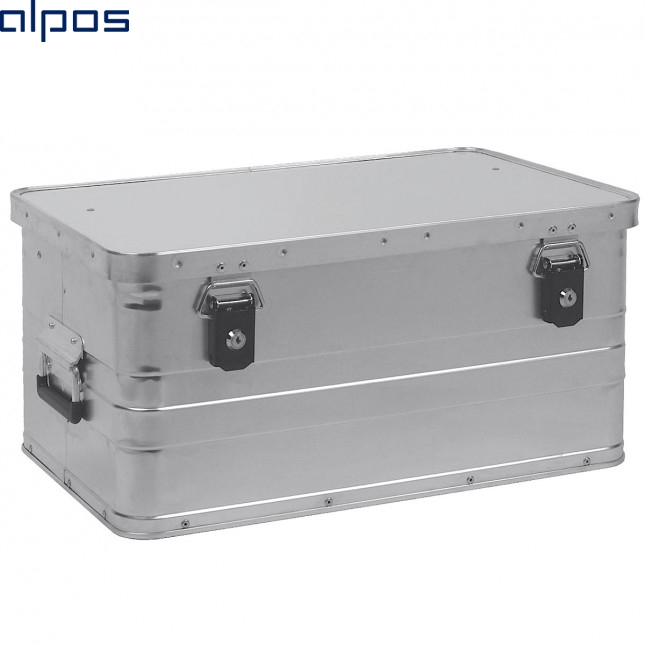 B47 Ящик алюминиевый Alpos B