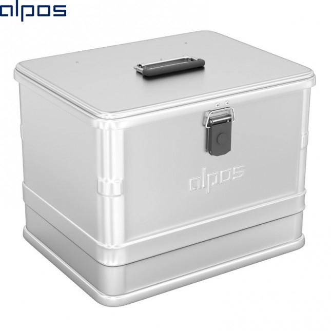 C35 Кейс алюминиевый Alpos C-Moto