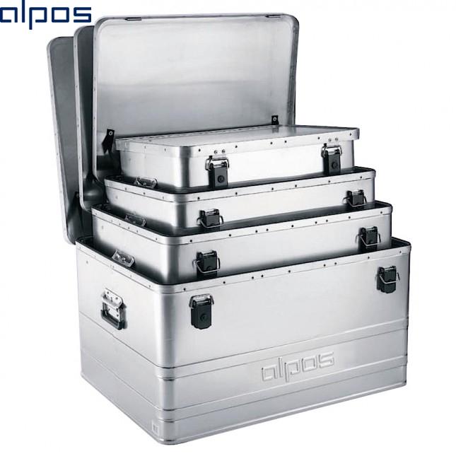 Комплект Ящиков алюминиевых Alpos A