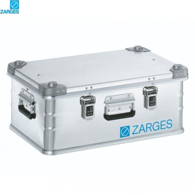 Кейс - Ящик алюминиевый Zarges K470 #40568