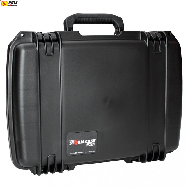 iM2370 Кейс пластиковый Peli Storm, черный