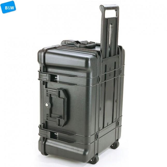 Кейс - контейнер пластиковый B&W type 68, черный