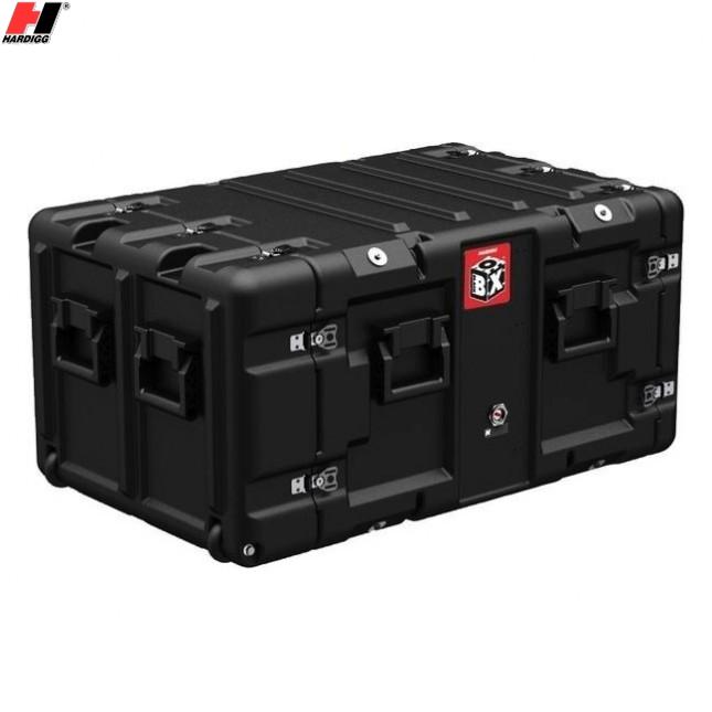 Контейнер с рэковой стойкой на 7 юнитов Peli-Hardigg BB0070E BlackBox 7U
