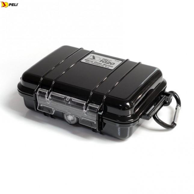 Кейс - футляр пластиковый Peli #1020, черный
