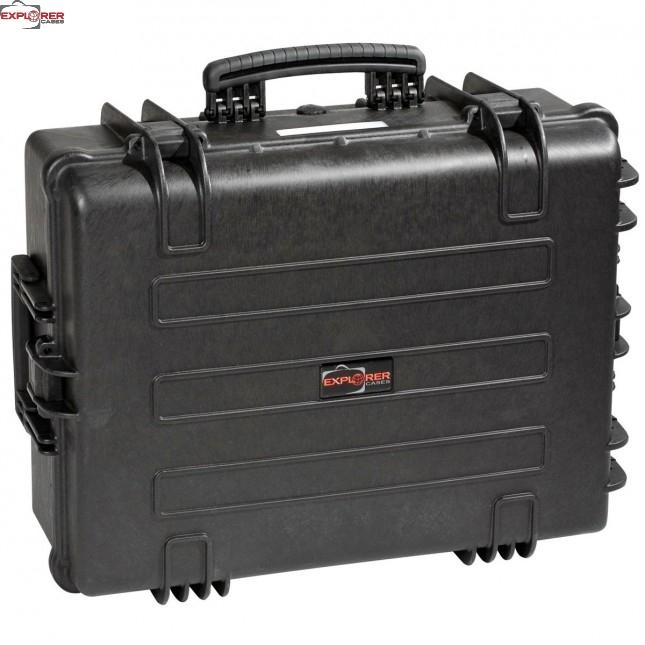 #5822 Кейс - Ящик пластиковый Explorer, черный