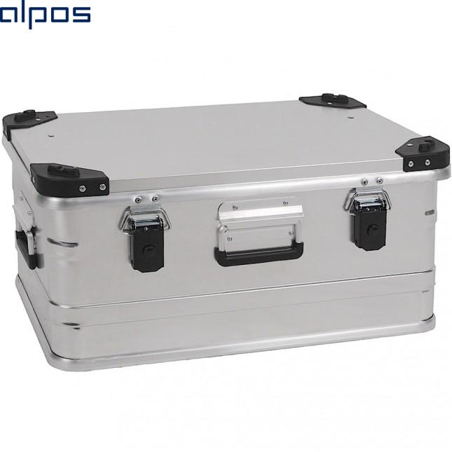 D47 Кейс - Ящик алюминиевый Alpos D