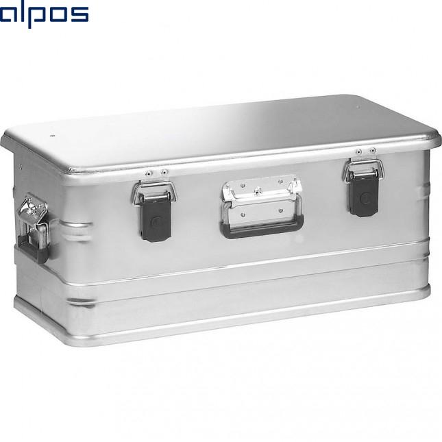 C47 Кейс - Ящик алюминиевый Alpos C