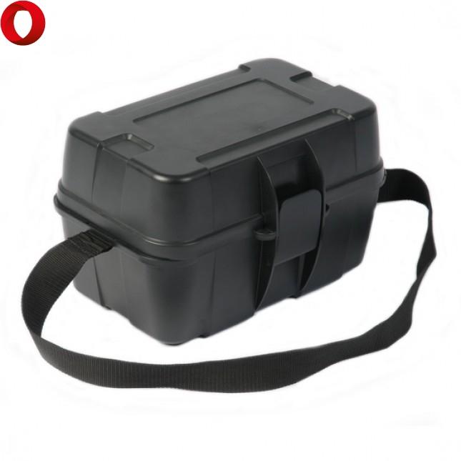Кейс пластиковый PLASTON C35, чёрный
