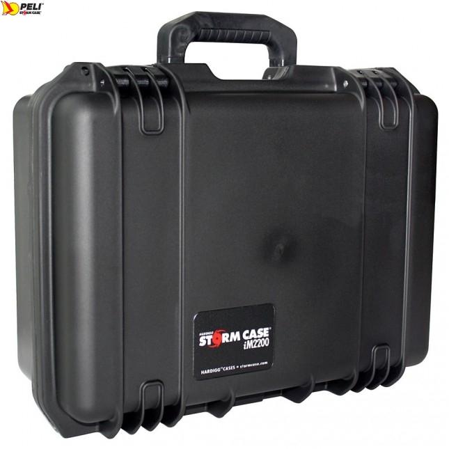 iM2200 Кейс пластиковый Peli Storm, черный