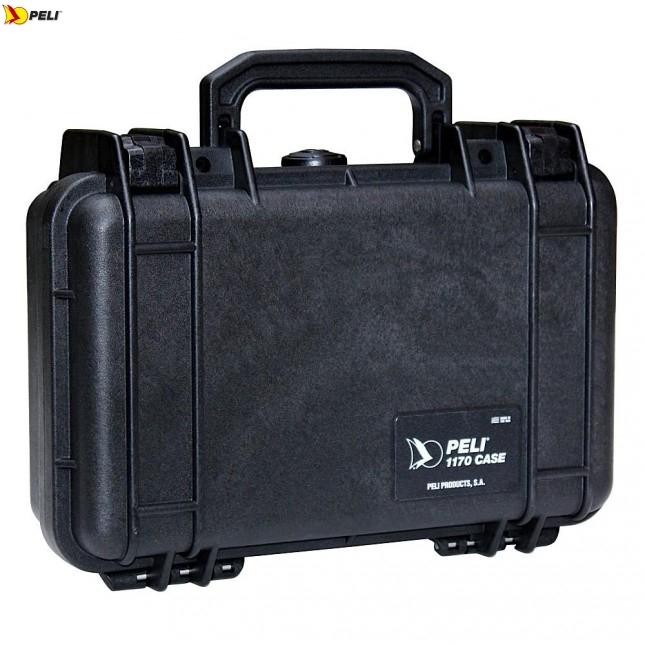 Кейс пластиковый Peli #1170, черный