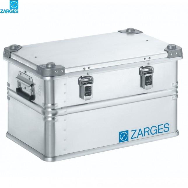 Ящик алюминиевый Zarges K470 #40678