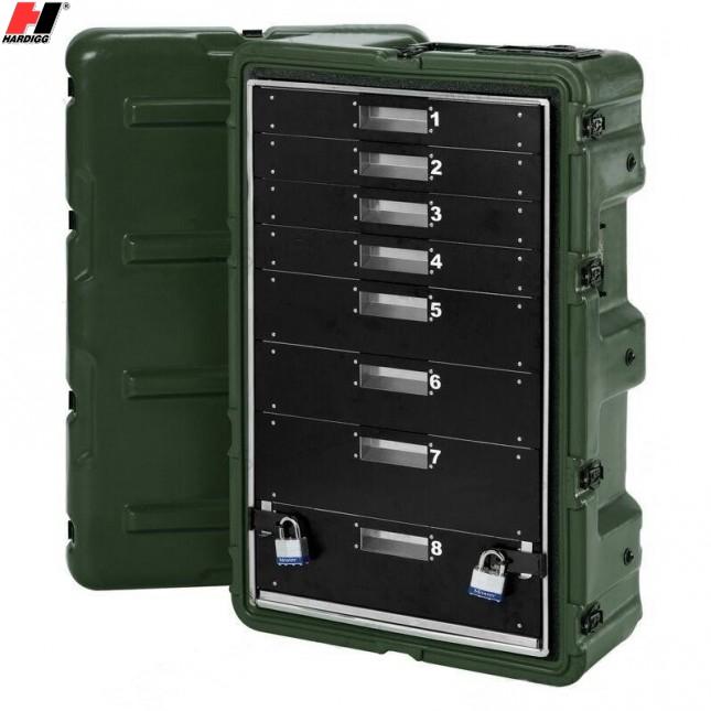 Ящик - контейнер медицинский Peli-Hardigg #MC8100 Medchest