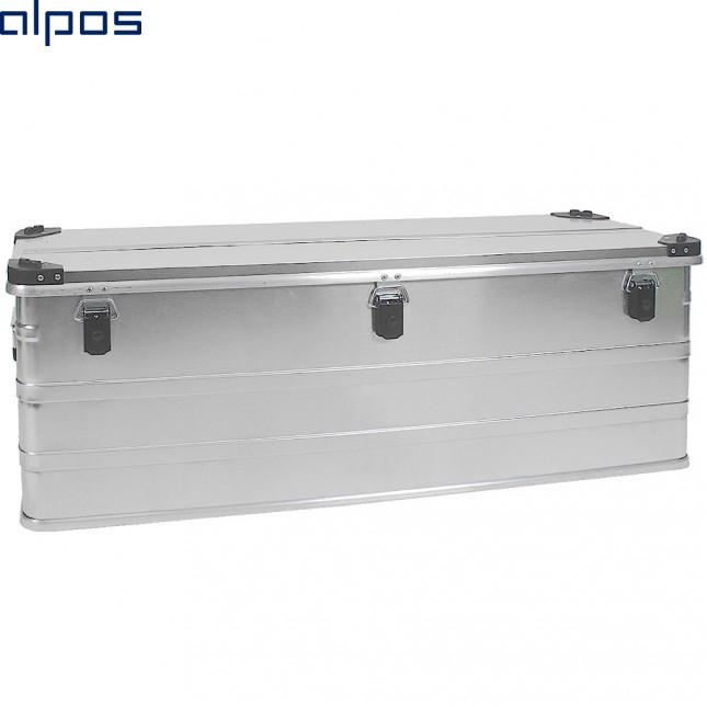 D163 Ящик алюминиевый Alpos D