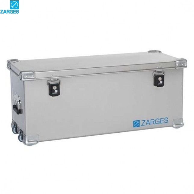 Ящик - Контейнер алюминиевый Zarges K412 #40851
