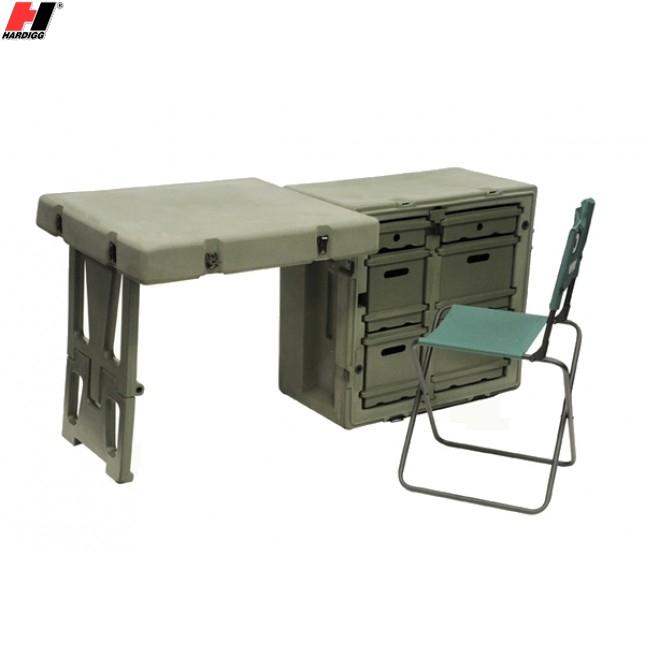 Мобильный стол на 1 рабочее место Peli Hardigg #FD3121