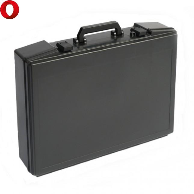 Кейс пластиковый PLASTON T126, чёрный