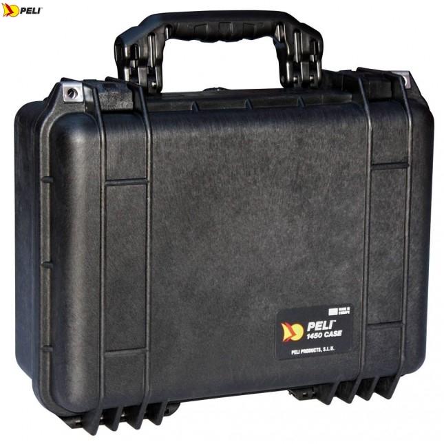 Кейс пластиковый Peli #1450, черный