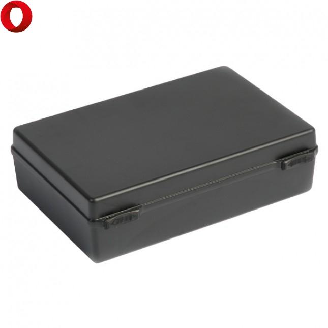 Кейс пластиковый PLASTON B3, чёрный