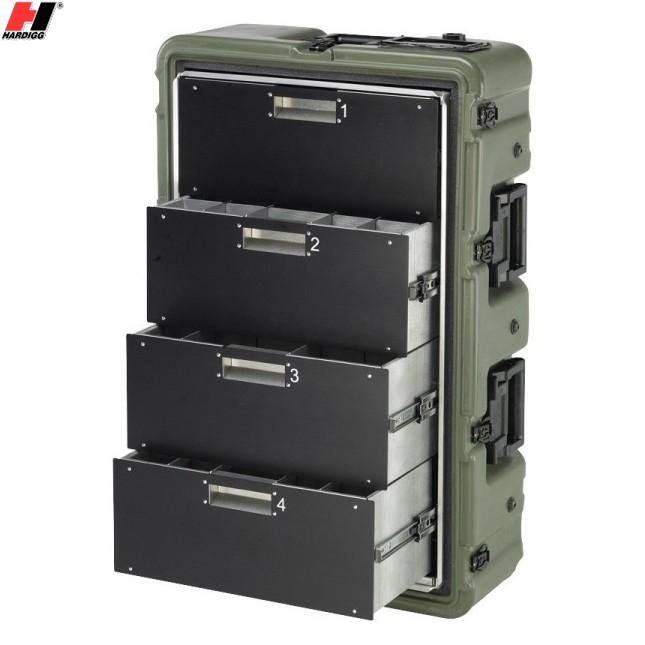 Ящик - контейнер медицинский Peli-Hardigg #MC4100 Medchest