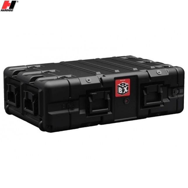 Контейнер с рэковой стойкой на 3 юнита Peli-Hardigg BB0030E BlackBox 3U