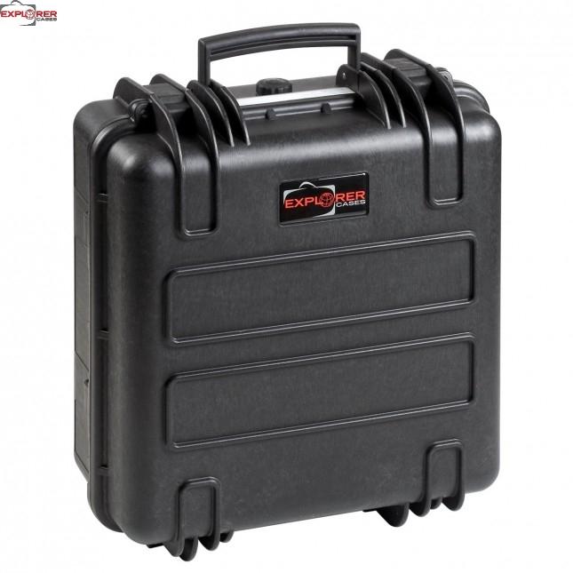 #3317W Кейс пластиковый Explorer, черный