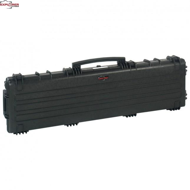 #13513 Кейс - Контейнер пластиковый Explorer, черный