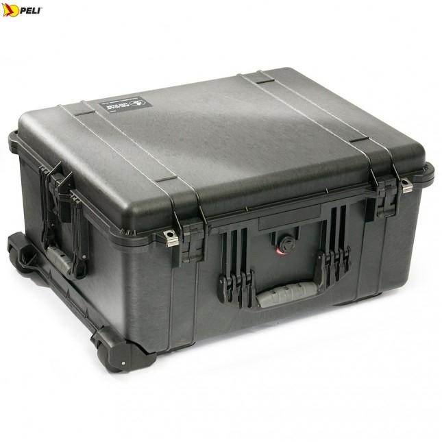 Кейс - контейнер пластиковый Peli #1610, черный