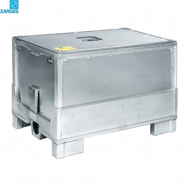 Контейнер алюминиевый Zarges Retour #45076, жидкость