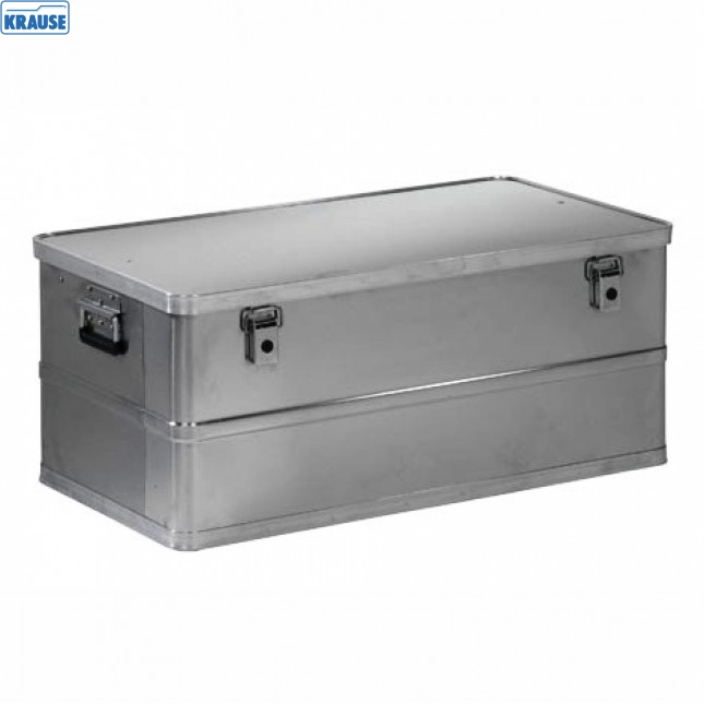 B140 Ящик алюминиевый Krause