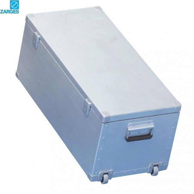 Ящик - контейнер алюминиевый Zarges K412 #43818