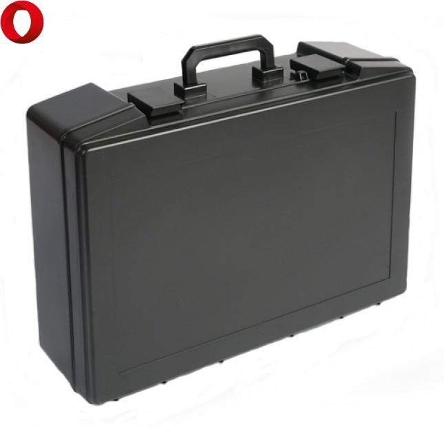 Кейс пластиковый PLASTON T156, чёрный