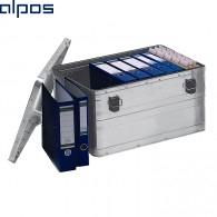 BB72 Ящик алюминиевый Alpos BB
