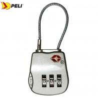 Навесной кодовый замок TSA Peli #1506-TSA