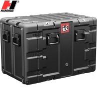 Контейнер с рэковой стойкой на 11 юнитов Peli-Hardigg BB0110E BlackBox 11U