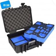 Кейс пластиковый B&W #4000, GoPro, черный