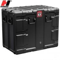Контейнер с рэковой стойкой на 14 юнитов Peli-Hardigg BB0140E BlackBox 14U