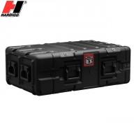 Контейнер с рэковой стойкой на 4 юнита Peli-Hardigg BB0040E BlackBox 4U
