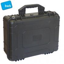Кейс пластиковый BWH ODC type6, чёрный, пустой