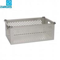 Корзина алюминиевая Zarges K250 #40782