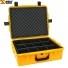 Кейс пластиковый Peli Storm iM2700, желтый, с модульными перегородками