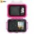 Кейс пластиковый Peli #i1010 для iPod, розовый с iPod