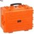 #5833 Кейс - Контейнер пластиковый Explorer, оранжевый