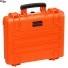 #4412 Кейс пластиковый Explorer, оранжевый