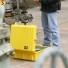 Кейс пластиковый Peli #1600, желтый