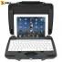 Кейс - футляр пластиковый Peli #i1075 для iPad открытый с iPad