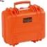 #3317 Кейс пластиковый Explorer, оранжевый