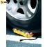 Кейс - Футляр пластиковый Peli #1060, тест на прочность, под колесом автомобиля