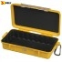Кейс - Футляр пластиковый Peli #1060, желтый, открытый