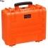#4419 Кейс пластиковый Explorer, оранжевый